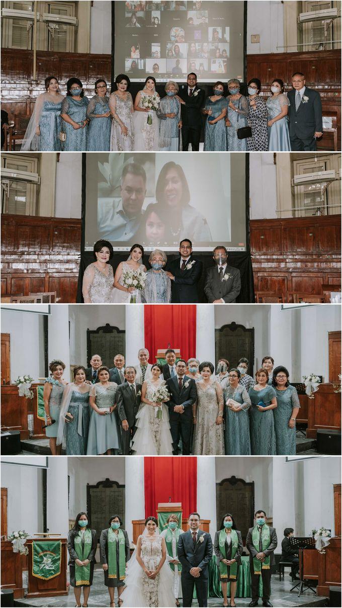 Betsy & Steven Wedding by AYANA Midplaza JAKARTA - 030