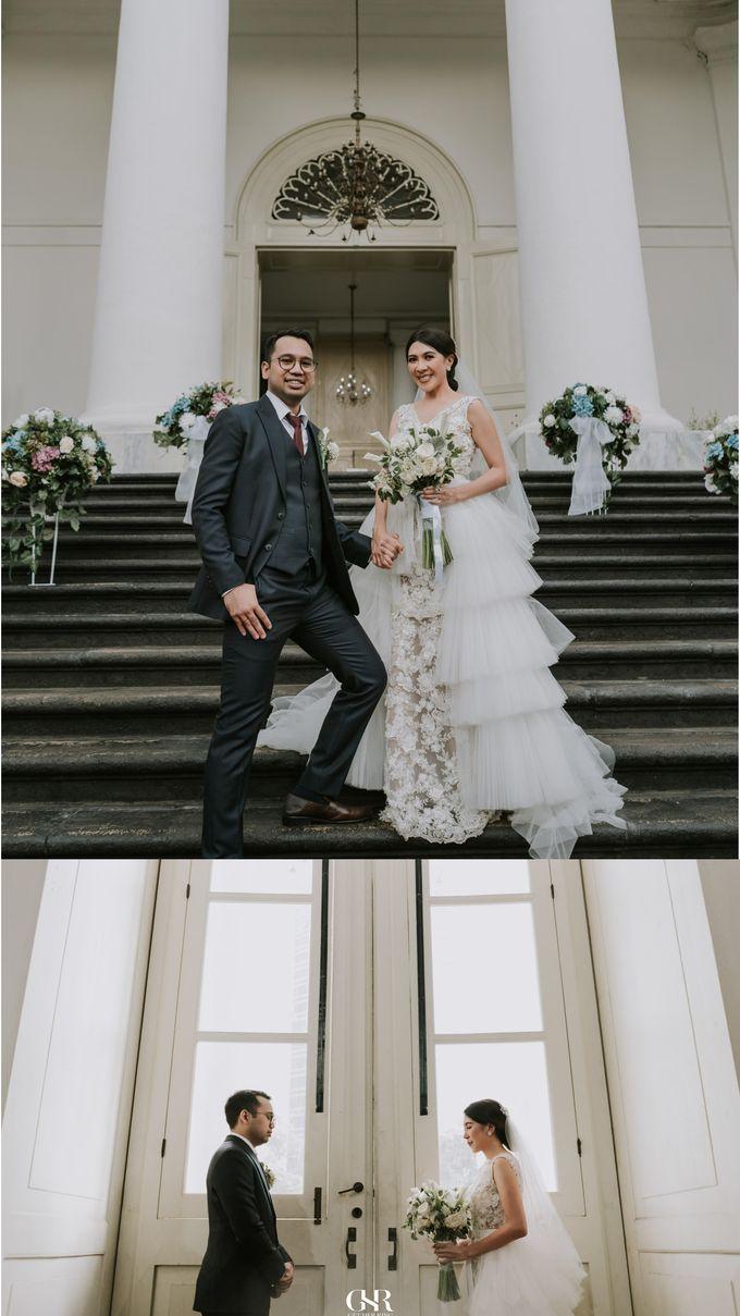 Betsy & Steven Wedding by AYANA Midplaza JAKARTA - 031