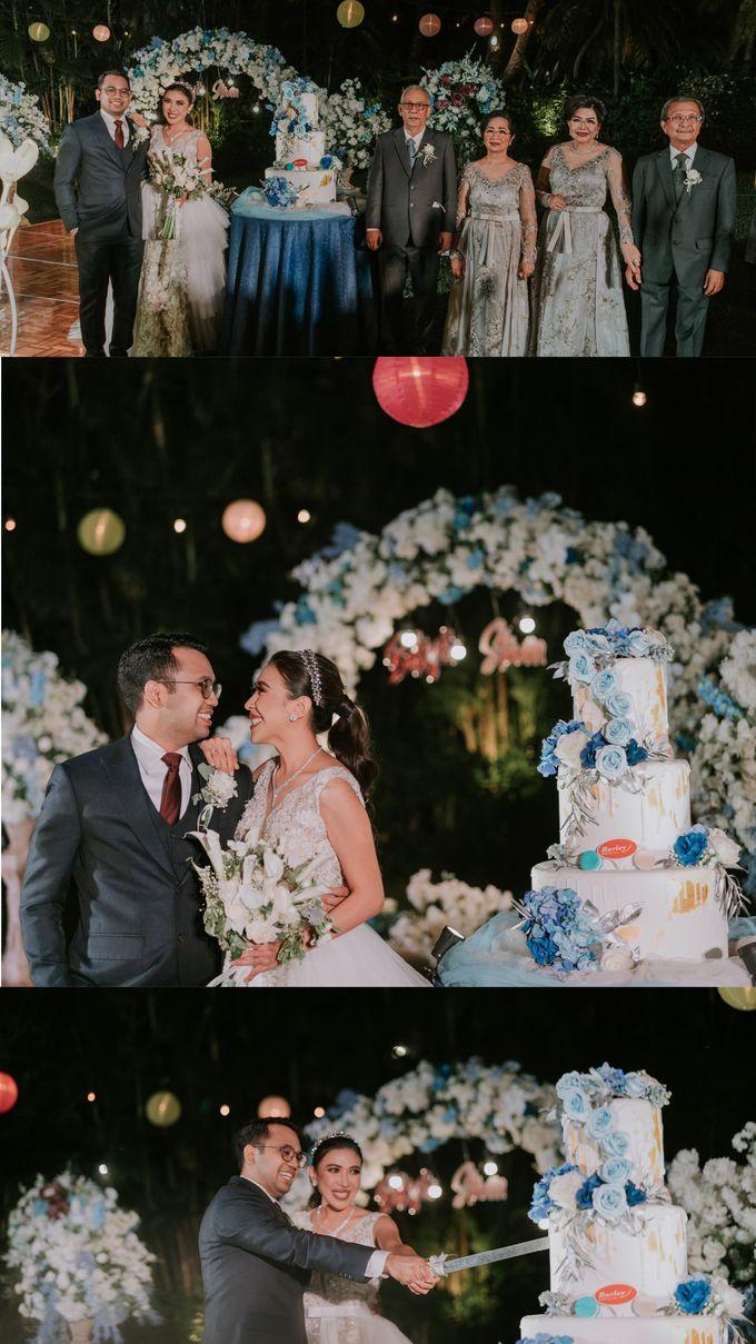 Betsy & Steven Wedding by AYANA Midplaza JAKARTA - 033