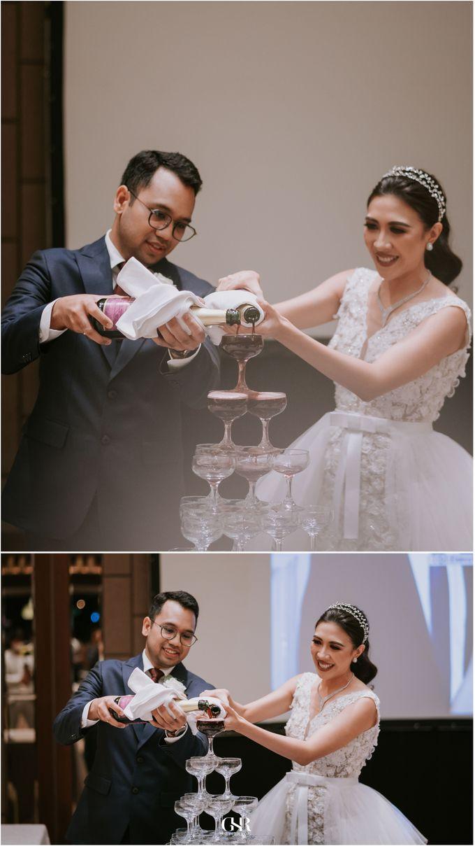 Betsy & Steven Wedding by AYANA Midplaza JAKARTA - 034