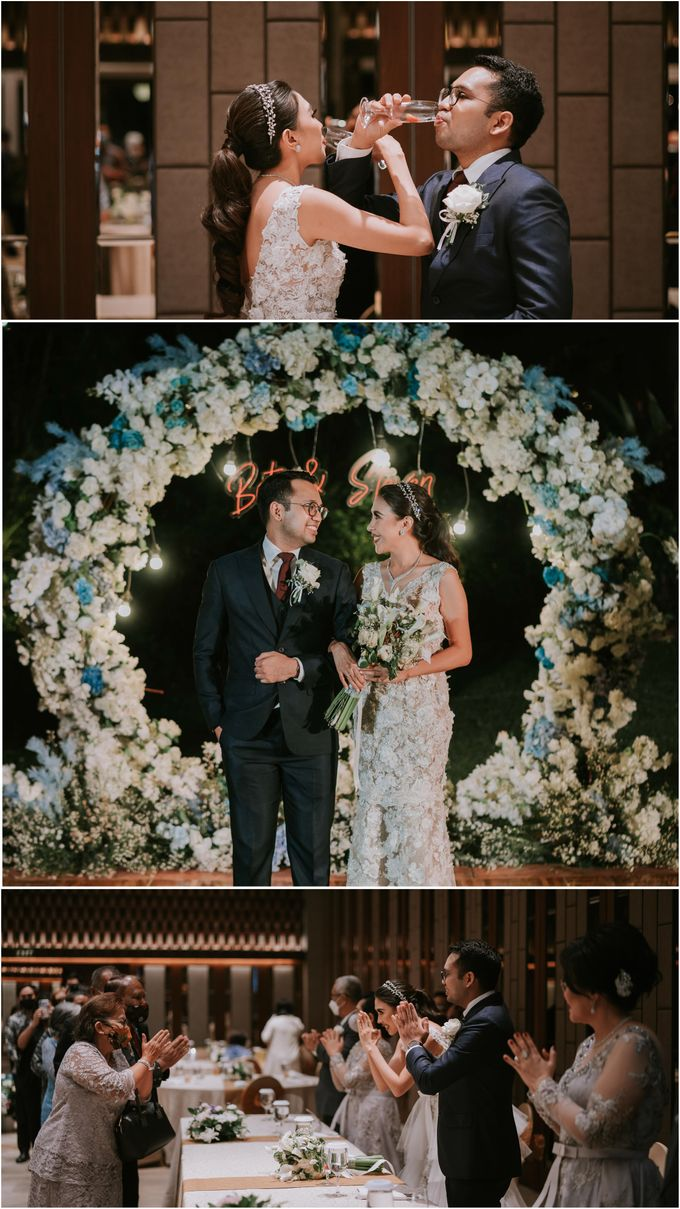 Betsy & Steven Wedding by AYANA Midplaza JAKARTA - 035