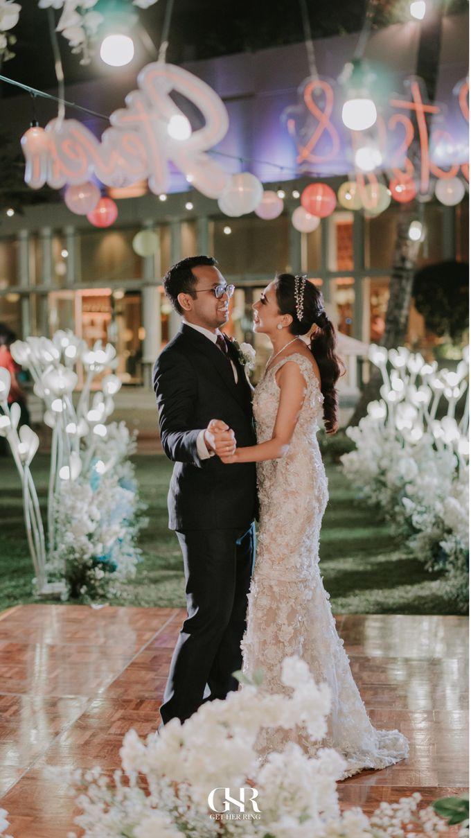 Betsy & Steven Wedding by AYANA Midplaza JAKARTA - 036