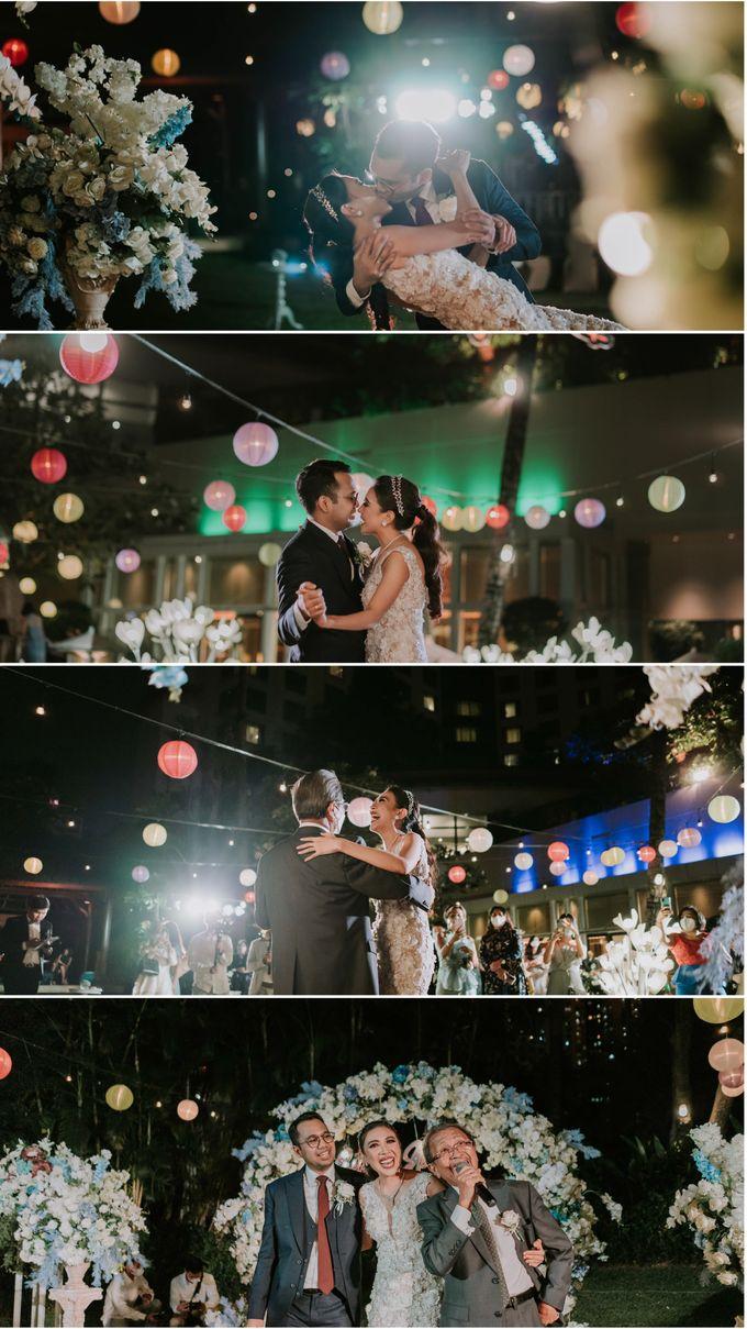 Betsy & Steven Wedding by AYANA Midplaza JAKARTA - 037