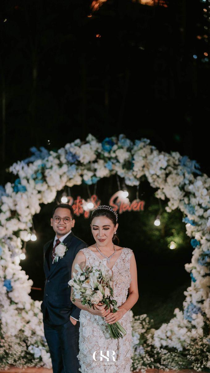 Betsy & Steven Wedding by AYANA Midplaza JAKARTA - 039