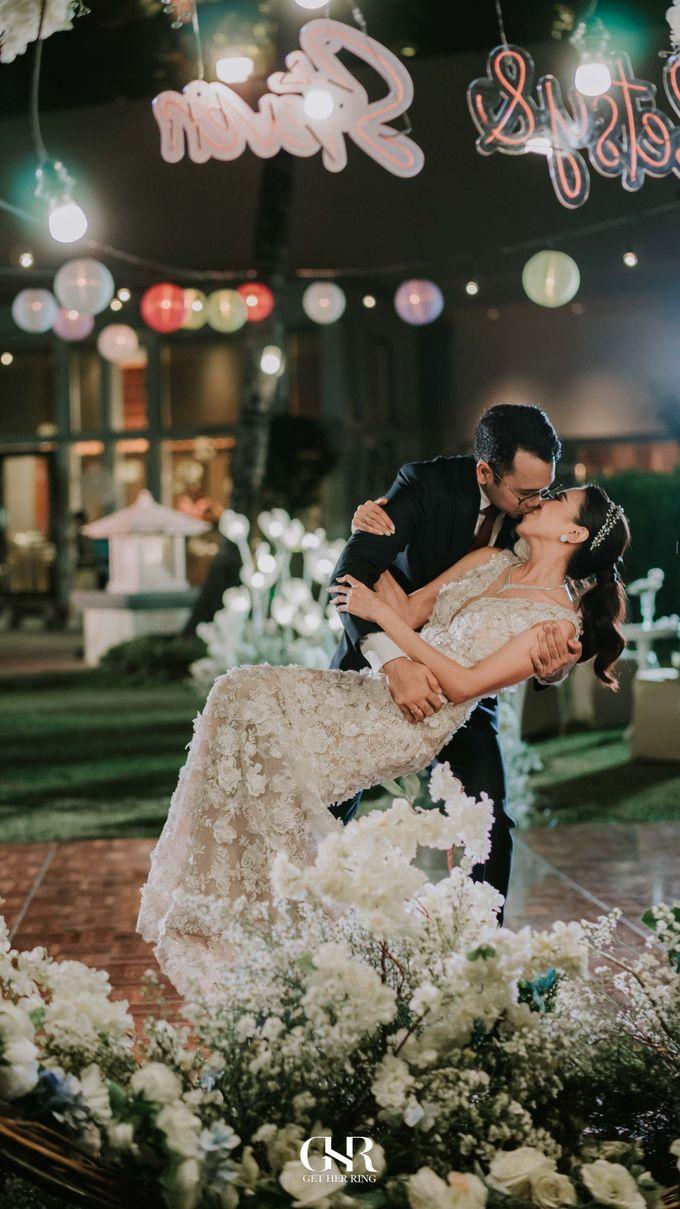 Betsy & Steven Wedding by AYANA Midplaza JAKARTA - 040