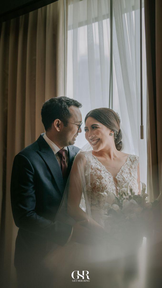 Betsy & Steven Wedding by AYANA Midplaza JAKARTA - 043