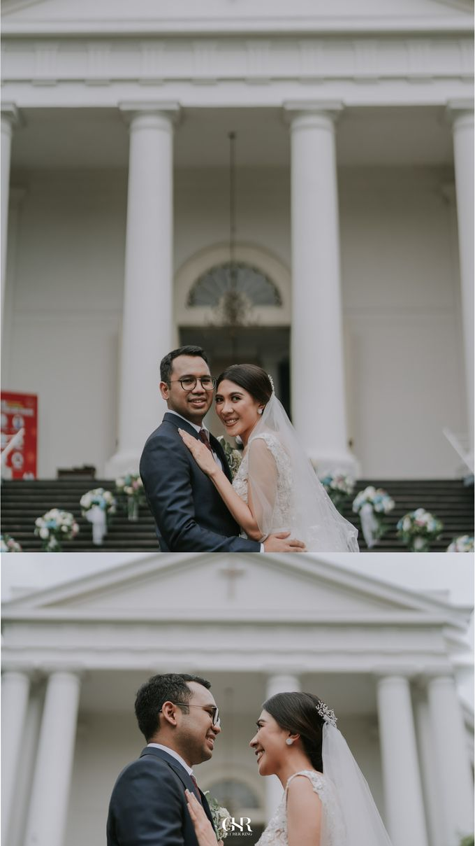 Betsy & Steven Wedding by AYANA Midplaza JAKARTA - 044