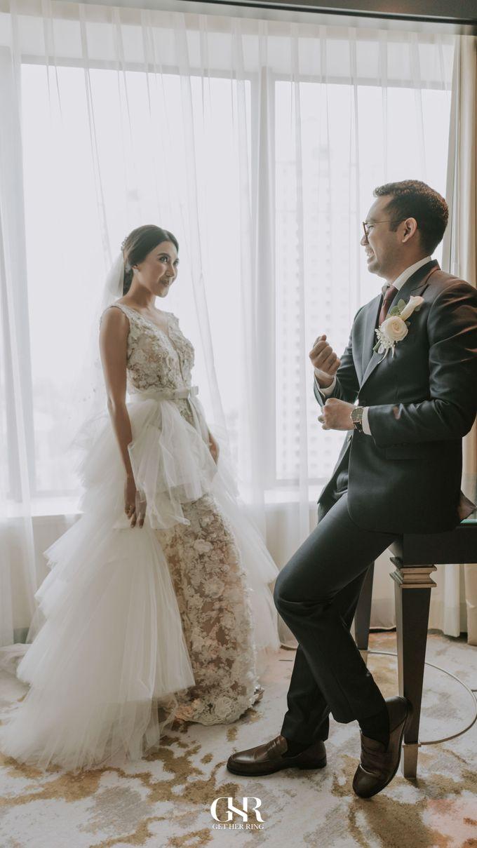 Betsy & Steven Wedding by AYANA Midplaza JAKARTA - 046