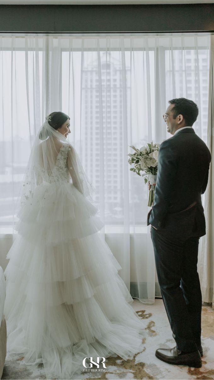 Betsy & Steven Wedding by AYANA Midplaza JAKARTA - 047