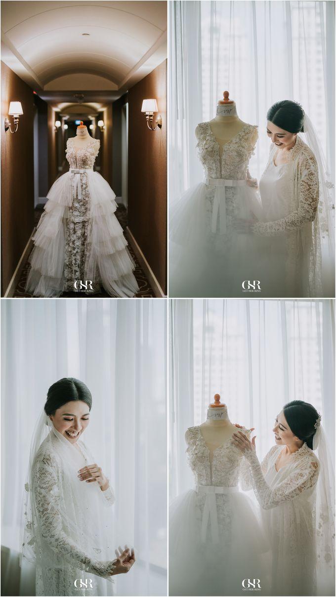Betsy & Steven Wedding by AYANA Midplaza JAKARTA - 007