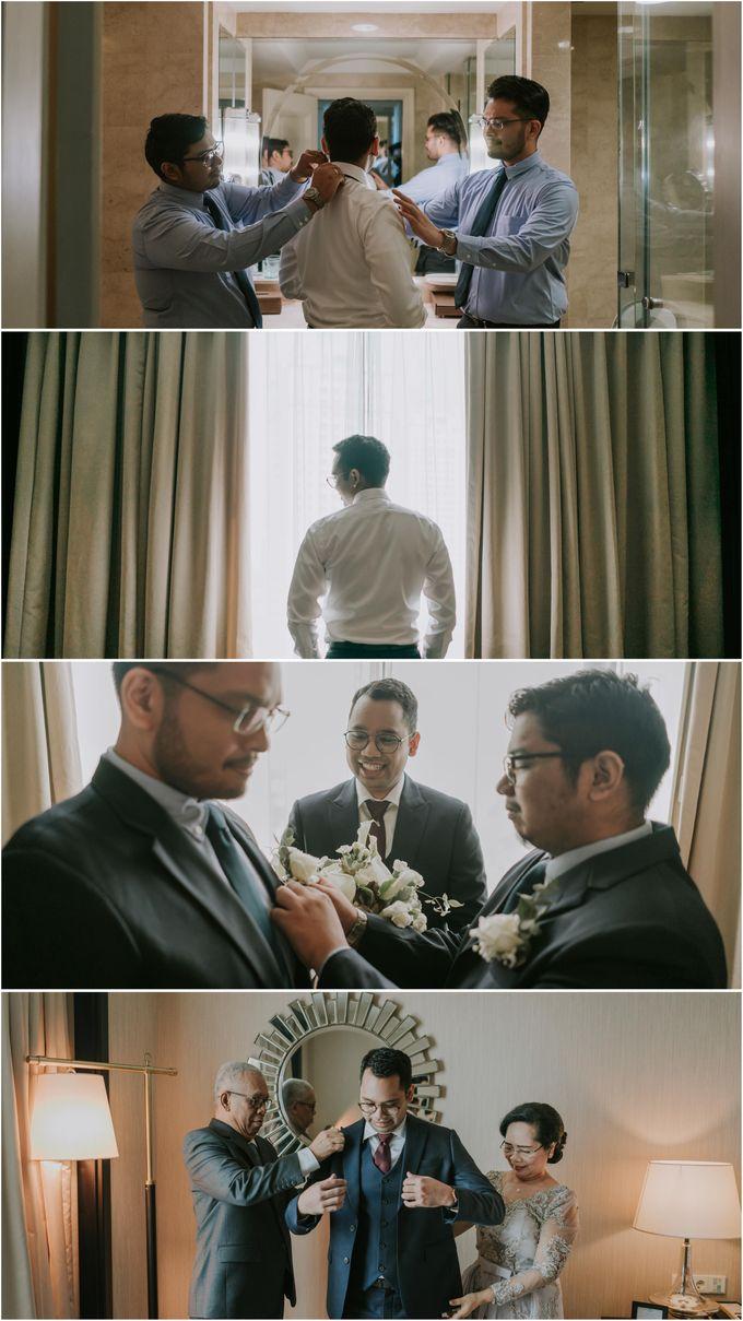 Betsy & Steven Wedding by AYANA Midplaza JAKARTA - 008