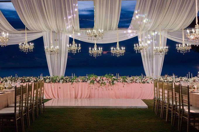 Flawless And Elegant Wedding by Sitha Supply Bali - 003