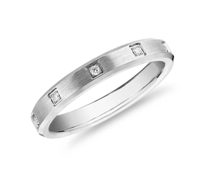 Wedding Ring by Mirage Jeweler - 021