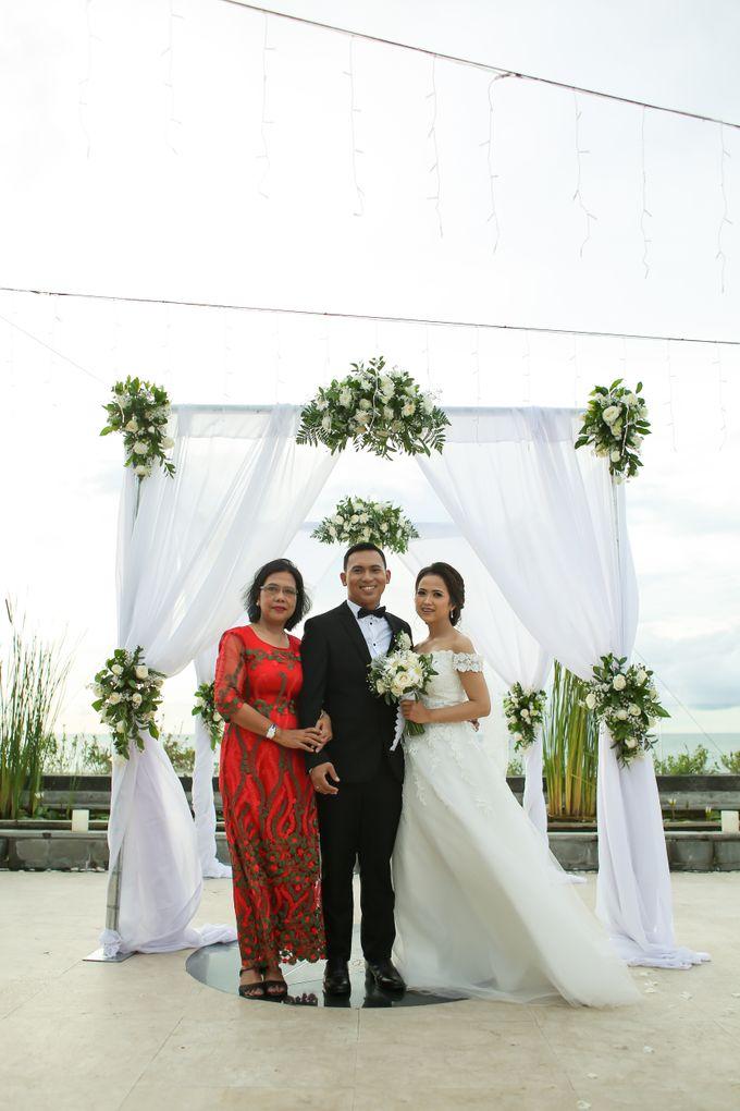 Wedding of Mario and Anin by Jimbaran Bay Beach Resort and Spa - 009