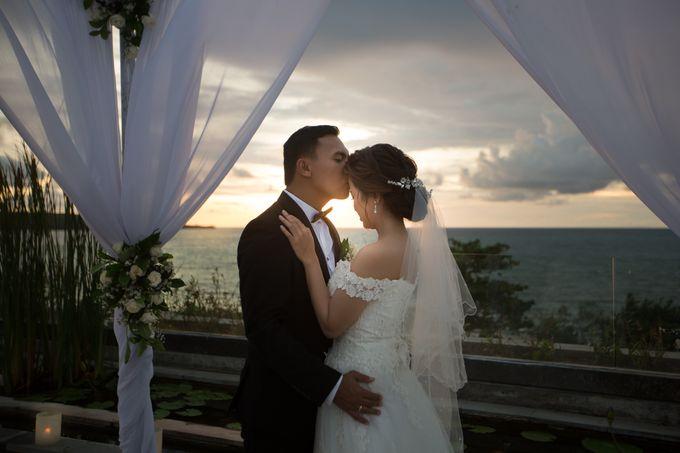 Wedding of Mario and Anin by Jimbaran Bay Beach Resort and Spa - 010