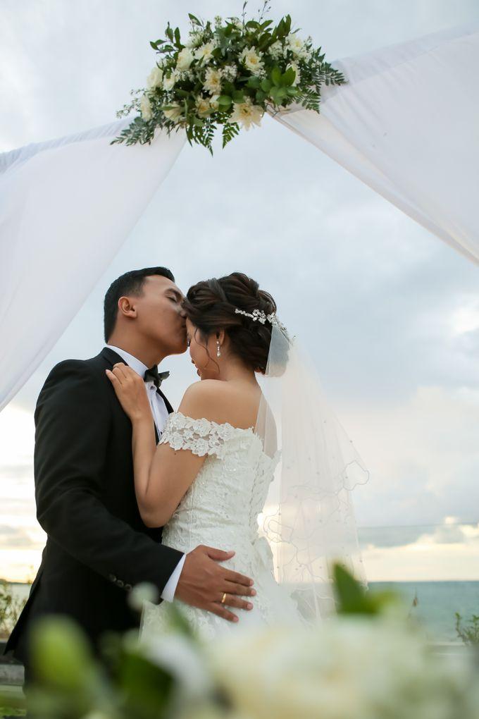 Wedding of Mario and Anin by Jimbaran Bay Beach Resort and Spa - 011