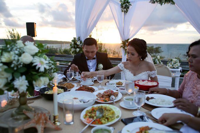 Wedding of Mario and Anin by Jimbaran Bay Beach Resort and Spa - 014