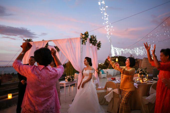 Wedding of Mario and Anin by Jimbaran Bay Beach Resort and Spa - 016