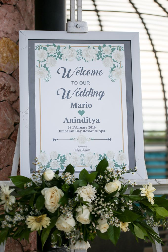 Wedding of Mario and Anin by Jimbaran Bay Beach Resort and Spa - 003