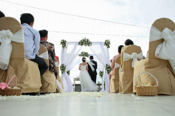 Wedding of Mario and Anin by Jimbaran Bay Beach Resort and Spa - 004