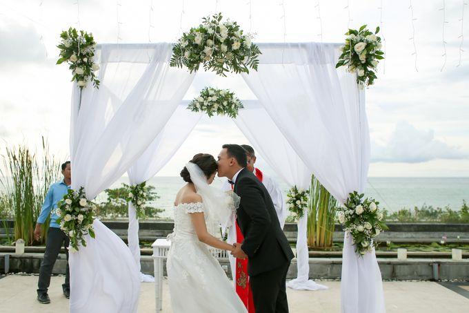 Wedding of Mario and Anin by Jimbaran Bay Beach Resort and Spa - 006