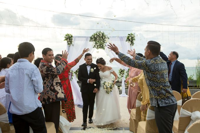 Wedding of Mario and Anin by Jimbaran Bay Beach Resort and Spa - 007
