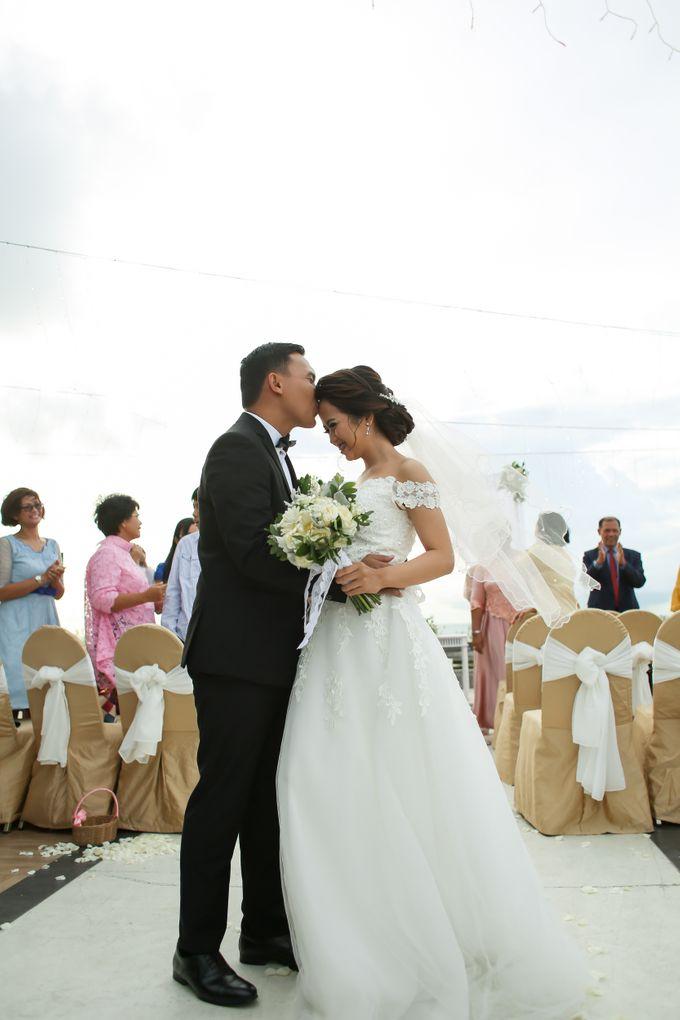 Wedding of Mario and Anin by Jimbaran Bay Beach Resort and Spa - 008