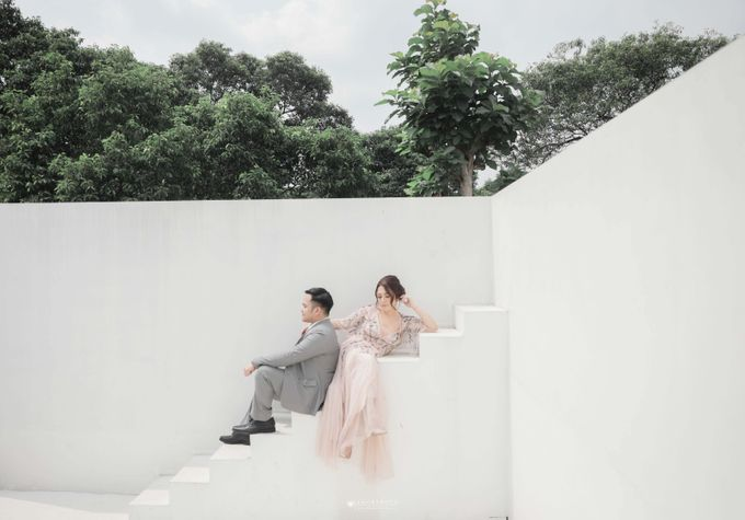 The Pre wedding of Vira Yunita & Wilda Kesuma by Amorphoto - 005