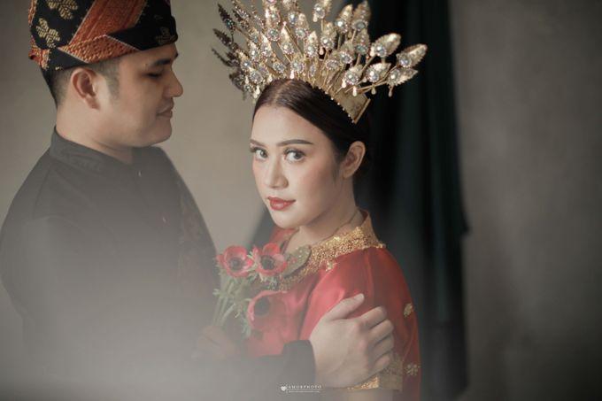 The Pre wedding of Vira Yunita & Wilda Kesuma by Amorphoto - 022