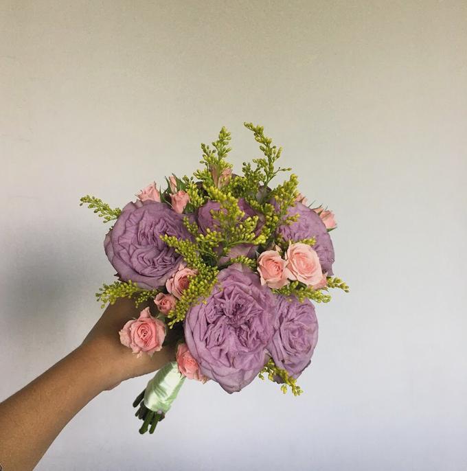 Korean Style Wedding Bouquet by Beyond by Brigita - 001