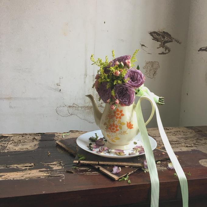 Korean Style Wedding Bouquet by Beyond by Brigita - 004