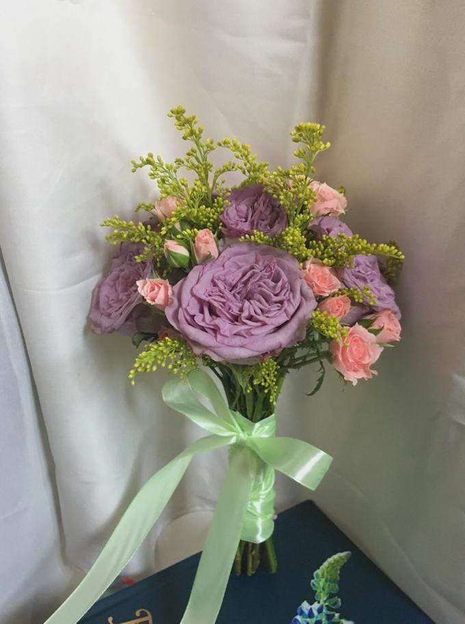 Korean Style Wedding Bouquet by Beyond by Brigita - 005