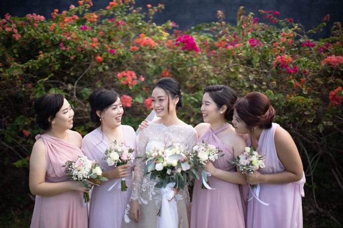 Wedding of Jessica & Dito by Beyond Decor Company - 003