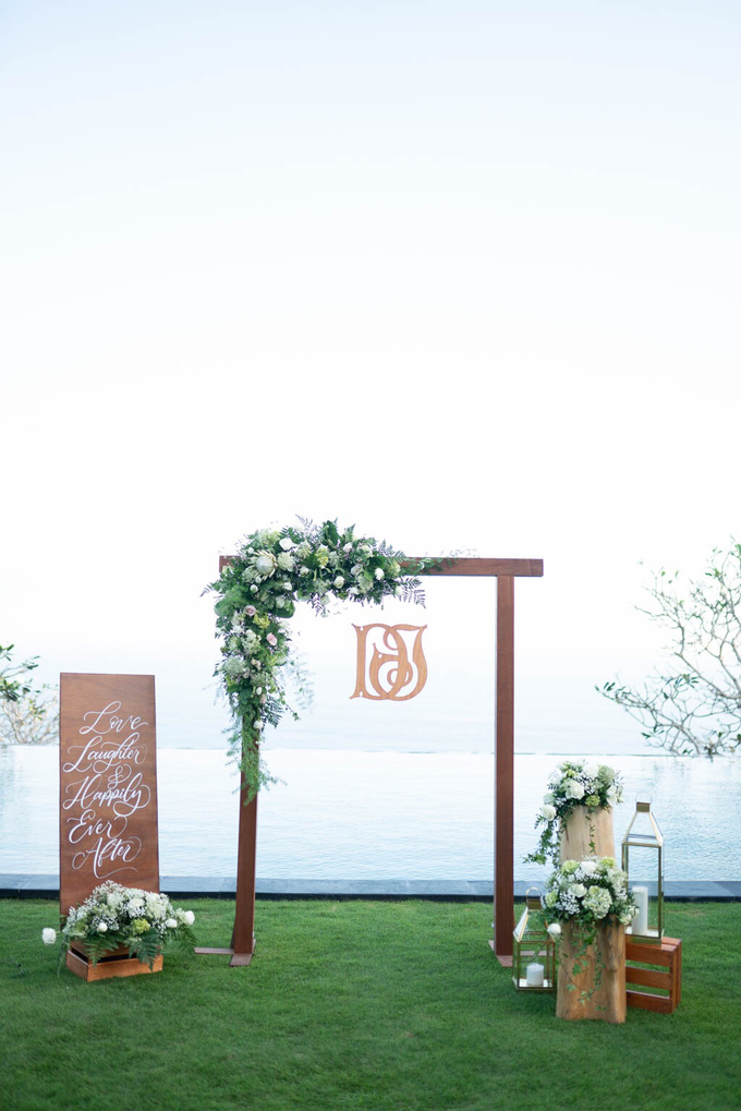 Wedding of Jessica & Dito by Beyond Decor Company - 010
