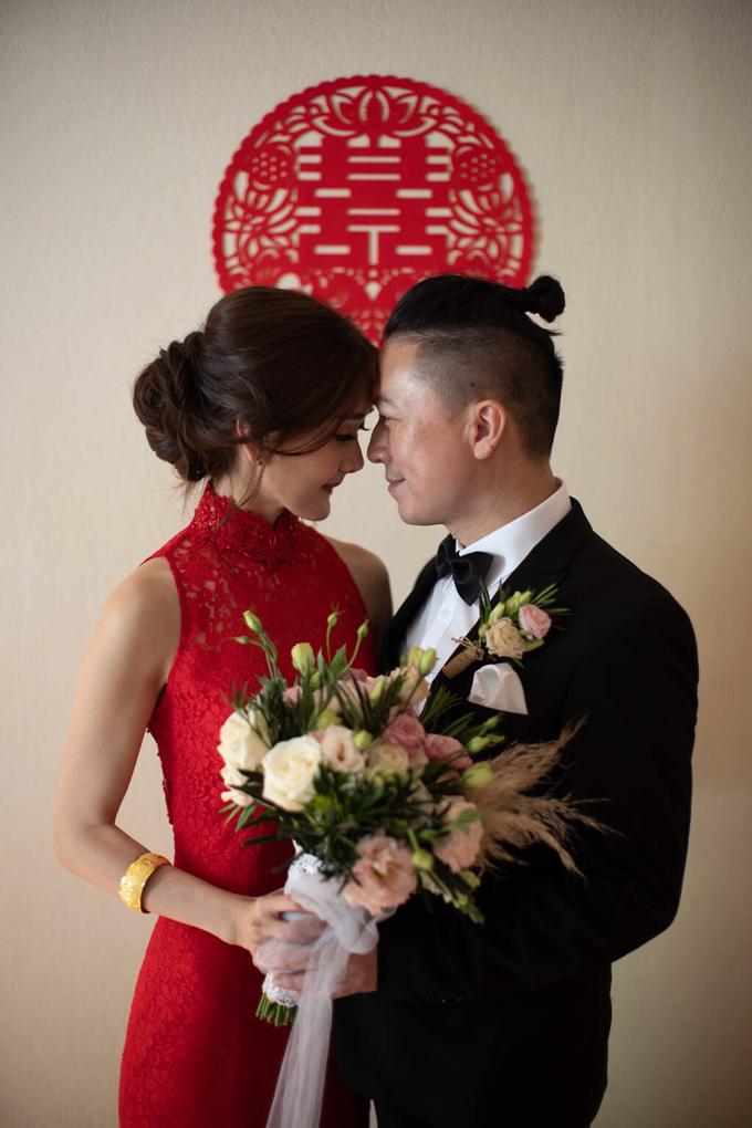 Wedding of Siewki & Jimmy  by Beyond Decor Company - 007