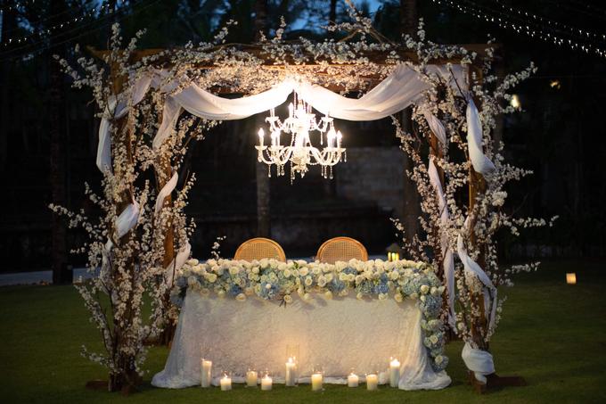 Wedding of Siewki & Jimmy  by Beyond Decor Company - 016