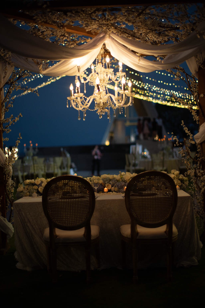 Wedding of Siewki & Jimmy  by Beyond Decor Company - 017