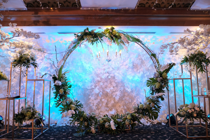 Wedding of Angga & Nikita by Beyond Decor Company - 005
