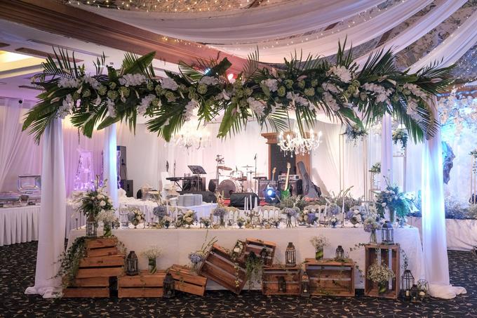 Wedding of Angga & Nikita by Beyond Decor Company - 017