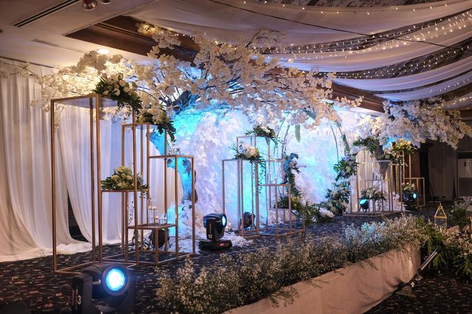 Wedding of Angga & Nikita by Beyond Decor Company - 025