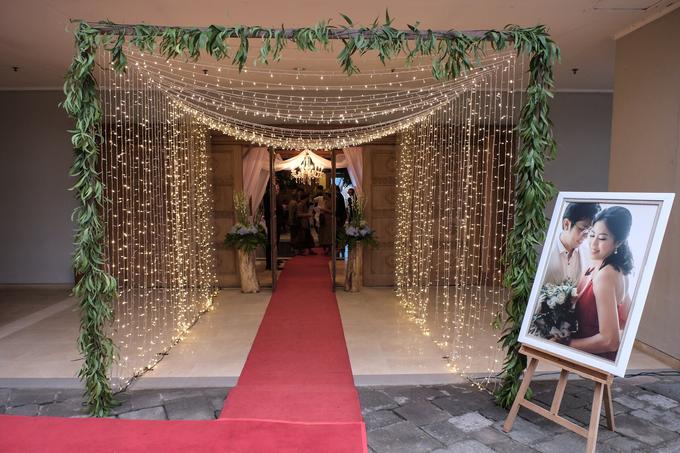 Wedding of Angga & Nikita by Beyond Decor Company - 028