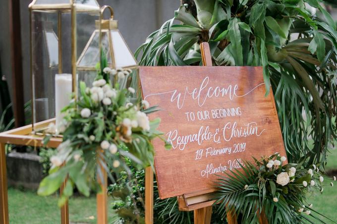 Wedding of Reynaldo & Christin by Beyond Decor Company - 005
