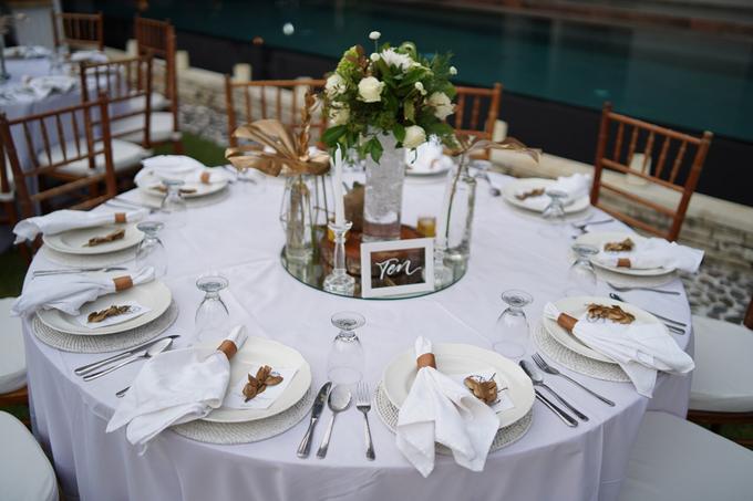 Wedding of Reynaldo & Christin by Beyond Decor Company - 033