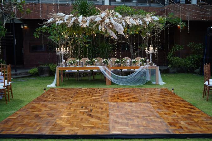 Wedding of Reynaldo & Christin by Beyond Decor Company - 035