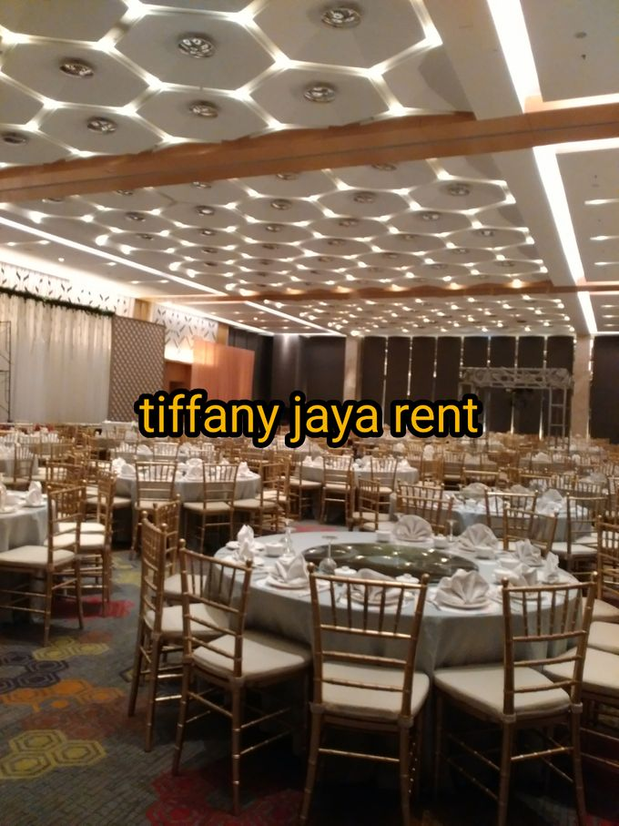 Tiffany Putih Kayu by TIFFANY JAYA RENT-KURSI TIFFANY - 019