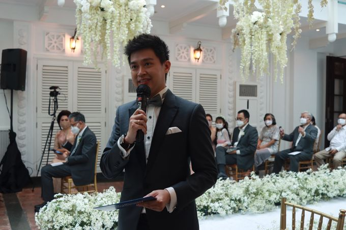 MC Intimate and Live Streaming service at hermitage Jakarta - Anthony Stevven by Anthony Stevven - 006