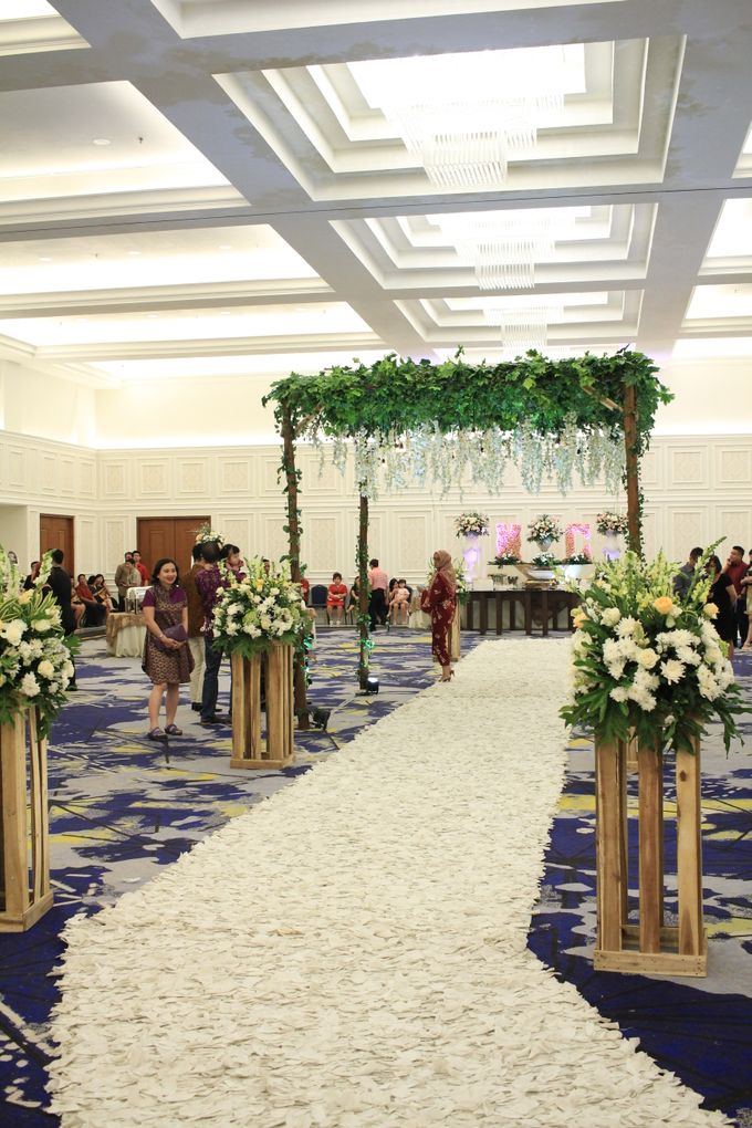 MC Wedding Menara Mandiri Jakarta - Anthony Stevven by IKK Wedding Planner - 001