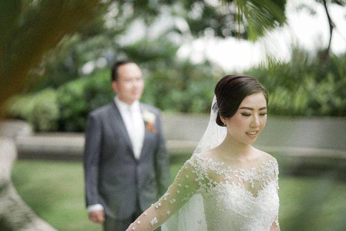 Rudy & Irene Wedding by One Heart Wedding - 024