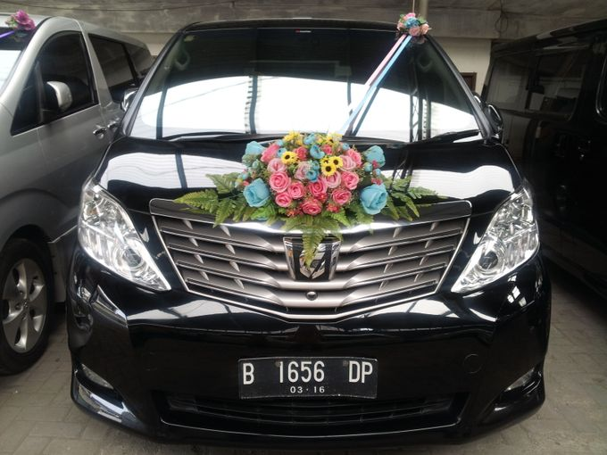 Jenis Jenis Mobil Wedding by BKRENTCAR - 002