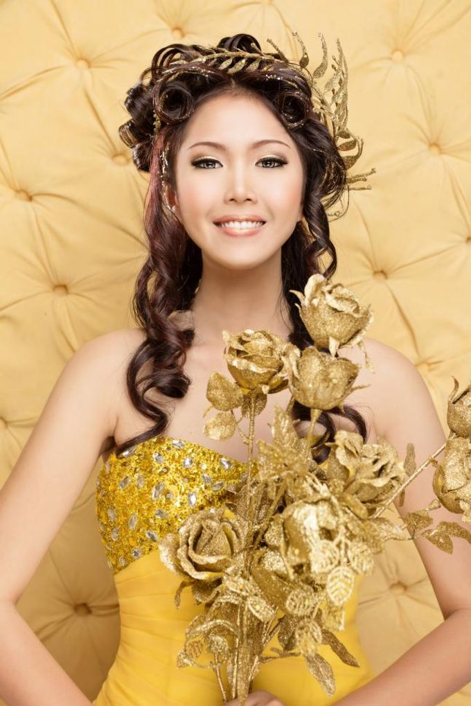 "Miss Indonesia ""Bengkulu"" 2013 by Portia MakeUp Artist - 003"